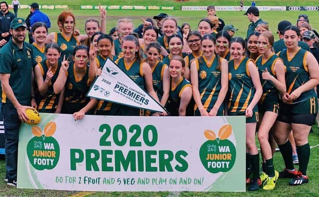 Team Update for Youth Girls AFL