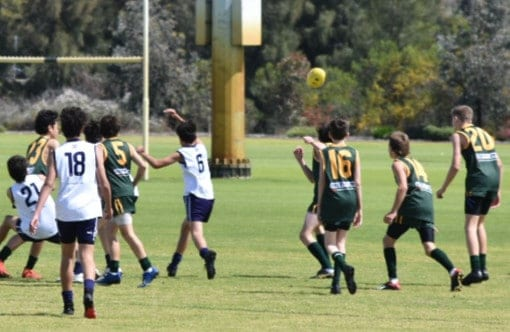 Youth Play AFL